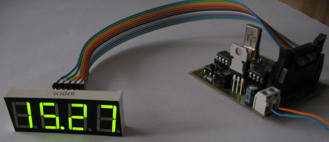 simple avr clock1