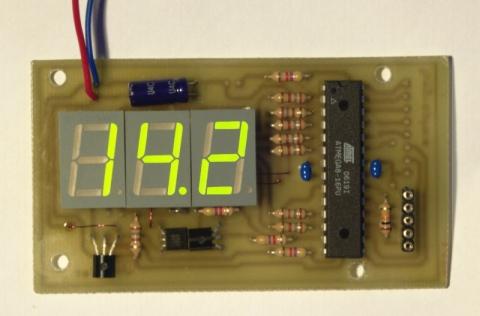 voltmeter photo