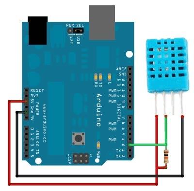DHT Arduino