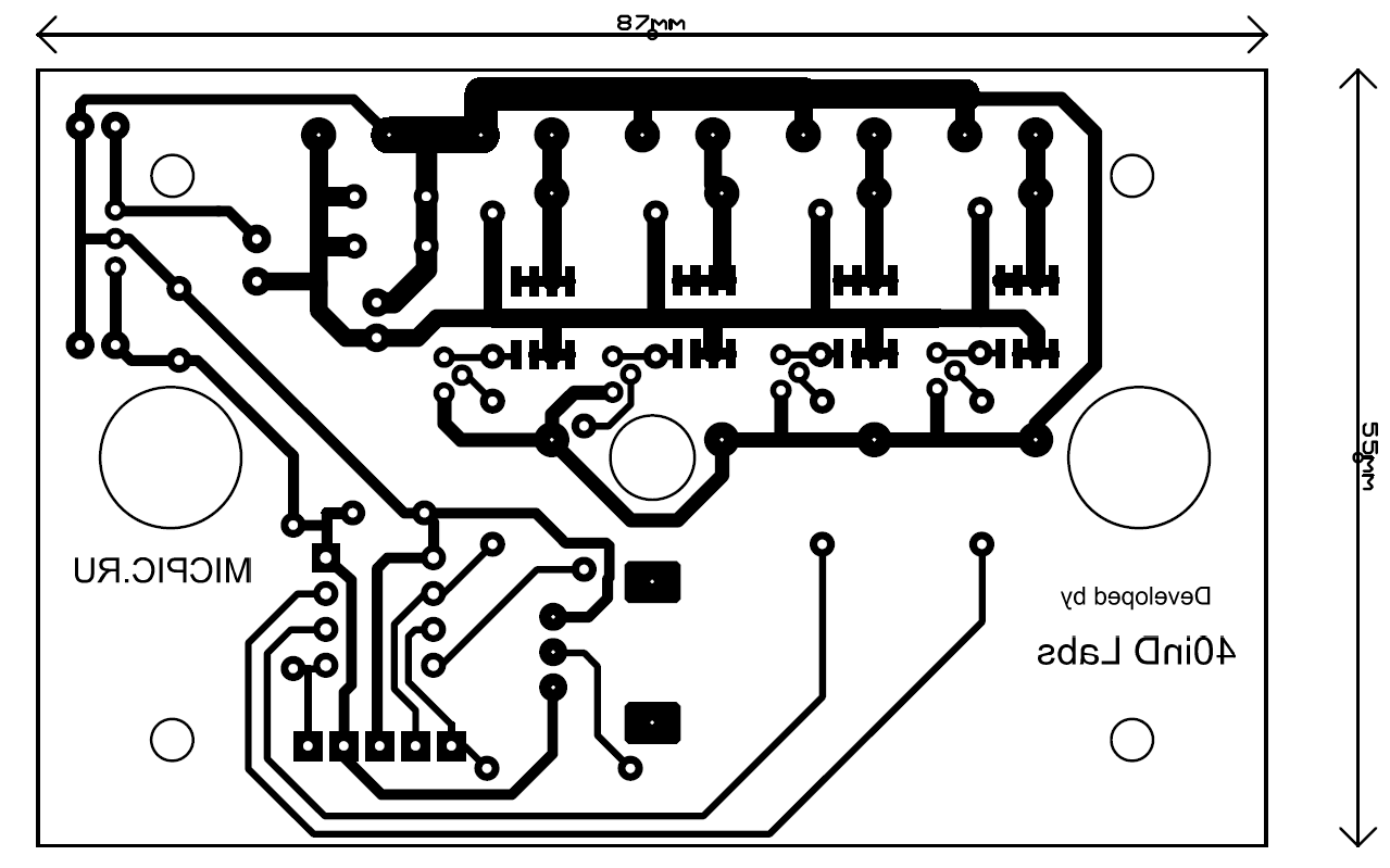 antimouse pcb